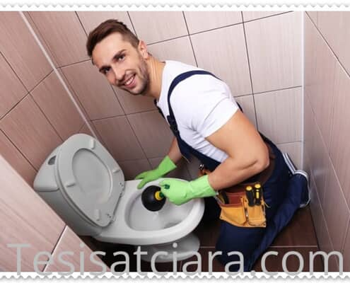 Ataköy tuvalet tıkanıklığı açma