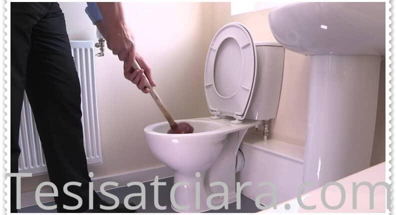 Gaziosmanpaşa tuvalet tıkanıklığı açma