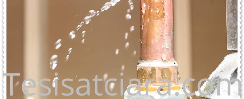 Şişli Su Kaçağı Tespiti