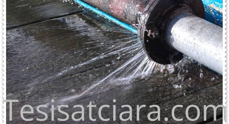 Bağcılar Su Kaçağı Tespiti